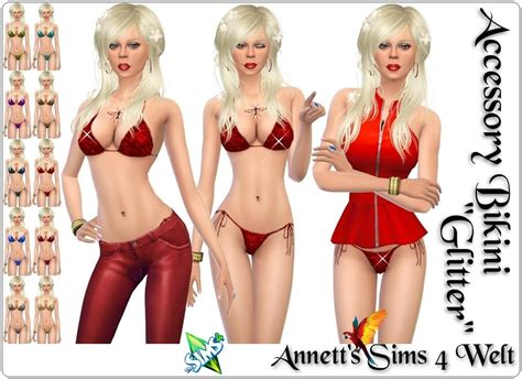 Sims 3 clothing bikini tsr the sims resource jpg 1000x726